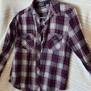 SALE ⚡️ 2 FOR $20-  flannel